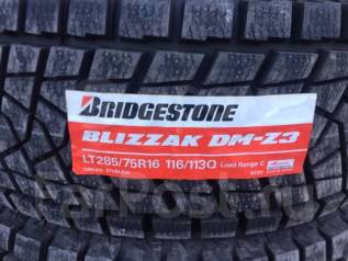 Bridgestone Blizzak DM-Z3, 285/75R16 116Q Made in Japan!