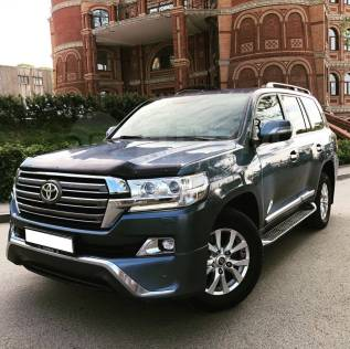 Аренда авто. Land Cruiser 200 от 7500 руб/сут. Прокат авто во Владиво