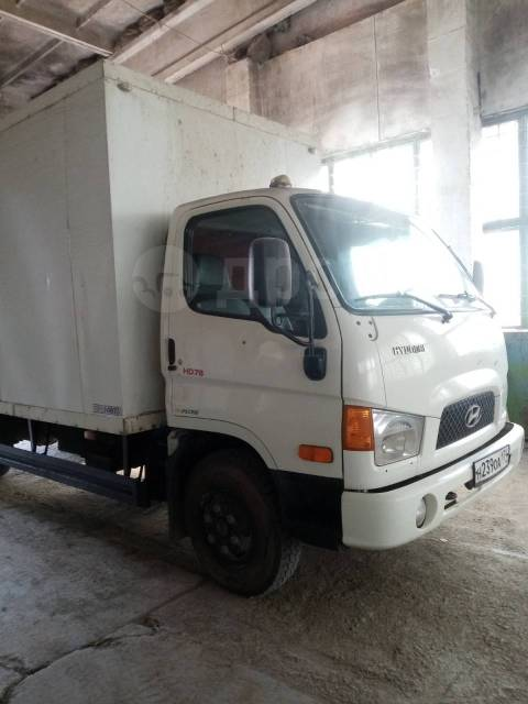 Hyundai. Продам грузовой фургон Хендэ, 2 650кг., 4x2
