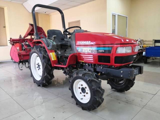 Yanmar. Японский мини-трактор AF220, 22,00л.с., В рассрочку