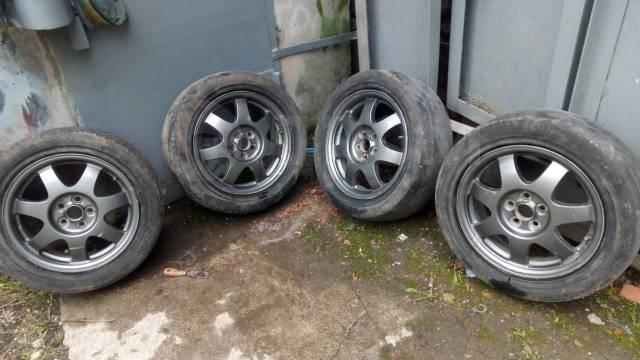 Продам диски Toyota R16 6J 5*100