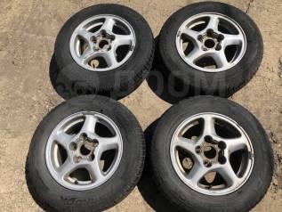 Комплект колёс на 14 с летней резиной