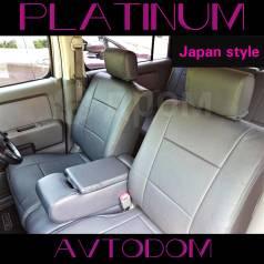Модельные авто чехлы для Toyota Aqua. Japan style