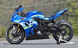 Заднее крыло (hugger) Magical Racing GSX-R1000 2017-