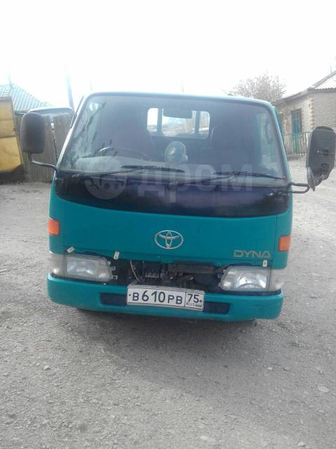 Toyota Dyna. Продаётся грузовик 200, 4 100куб. см., 2 000кг., 4x2