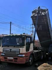 Доставка всех сыпучих грузов самосвальными прицепами объёмом 35 куб. м