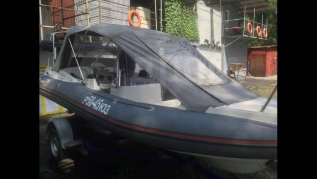 Skyboat SB R5. 2009 год, длина 5,20м., двигатель подвесной, 90,00л.с., бензин