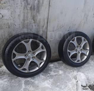 Колеса 215 50 17 Mazda