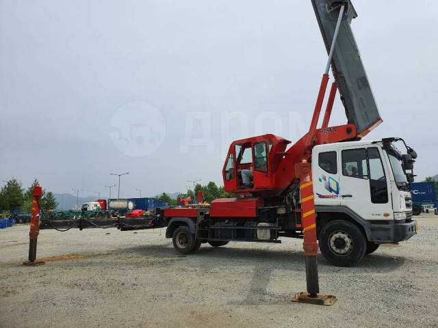 Kukjae, 2014. Автовышка Kukjae 45 метров на базе Daewoo Novus 2014 года, 45,00м. Под заказ