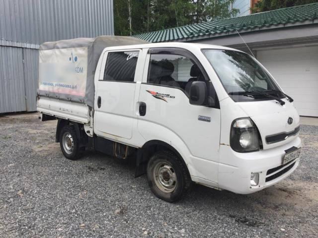 Kia Bongo. Продается грузовик KIA Bongo, 2 700куб. см., 1 250кг., 4x4