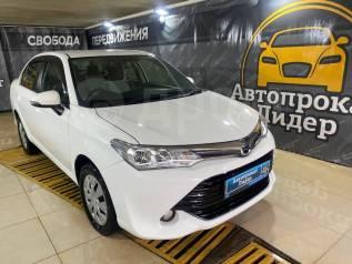 Прокат авто (Аренда авто) Toyota Corolla Axio 2016г