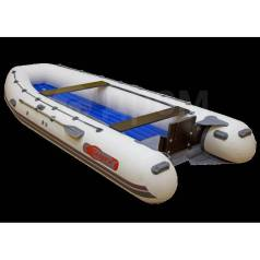Лодка надувная моторная Калуга 480 JET Тоннель