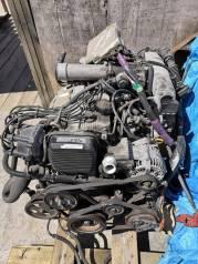 Двигатель в полный разбор 1G-FE трамлерный GX90 GX100