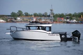 Алюминиевый катер Krasboat 760
