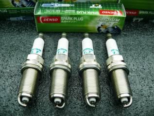 Комплект Иридиевых Свечей зажигания Denso Iridium TT IKH20TT (4 шт)