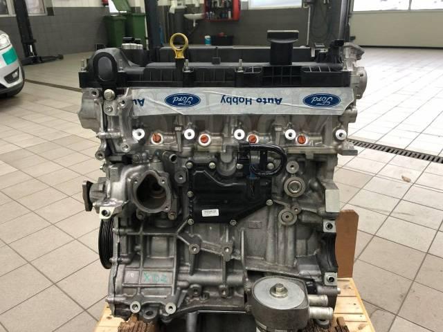 Двигатель в сборе. Ford Focus RS