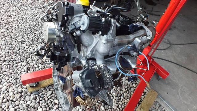 Двигатель в сборе. Renault Megane Nissan Qashqai K9K, K9K636, K9K656, K9K657, K9K722, K9K724, K9K728, K9K729, K9K732, K9K734, K9K832, K9K834, K9K836...
