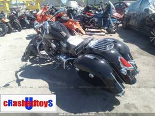 Indian Chieftain Limited 50631, 2017