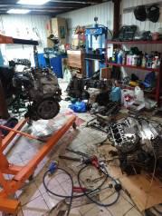 Ремонт автомобиля, Автосервис, двигателя, автомата проводки, элекстика.