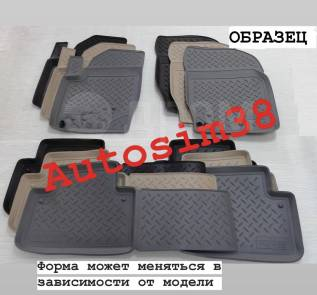 "Коврики в салон Fiat Albea в Иркутске ""Autosim38"""