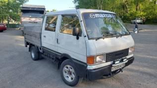 Mazda Bongo Brawny, 1990