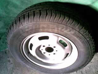 Новое колесо на 13 ваз