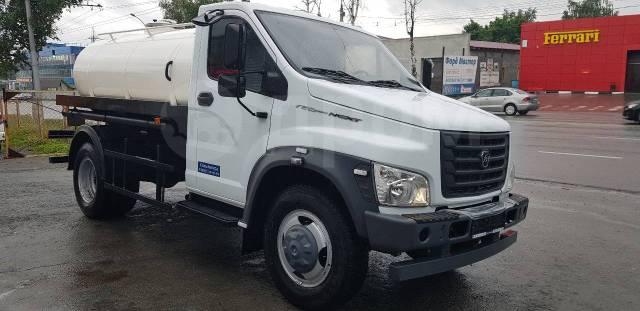 ГАЗ ГАЗон Next C41R13. Новый Газон NEXT Молоковоз 2020г., 4 400куб. см., 3 500кг., 4x2
