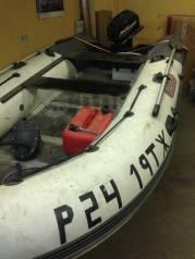 Продам лодку ПВХ Касатка 385