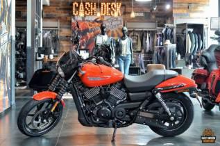 Harley-Davidson Street 750 XG750, 2020