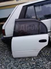 Продам заднюю левую дверь на Toyota Corolla EE101