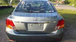 Toyota Allion, 2008
