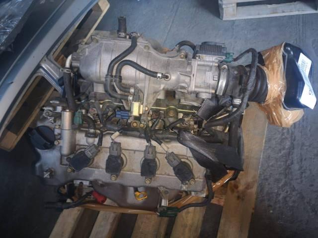 Двигатель в сборе. Nissan Almera Classic Nissan Almera Nissan Sunny QG16, QG16DE