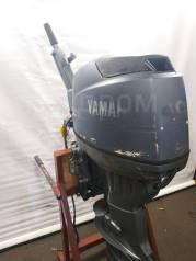 Продам лодочный мотор Yamaha F40