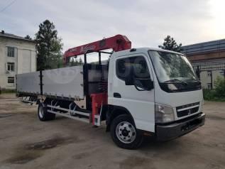 Mitsubishi Fuso Canter, 2018