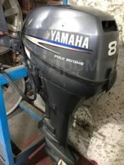 Продам лодочный мотор Yamaha F8