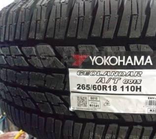 Yokohama Geolandar A/T G015, 265/60 R18