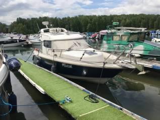 Финский катер Aquador 28c