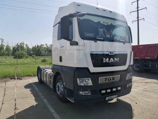 MAN TGX 18.400. Продается седельный тягач , 10 518куб. см., 17 999кг., 4x2