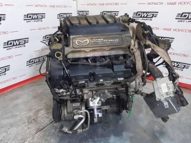 Двигатель в сборе. Mazda Mazda3, BK Mazda MPV, LW, LW3W, LW5W, LWEW, LWFW, LW19F, LW28A, LW28G, LW93, LW9R Mazda Tribute, EP3W, EPEW, EPFW Mazda Axela...