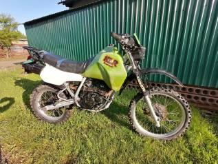 Kawasaki KLR 250, 1990