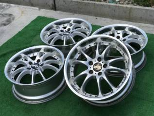 Manaray Sport Vertec VR5 R18 x 7.5J +45, 5*114.3. Made in Japan!