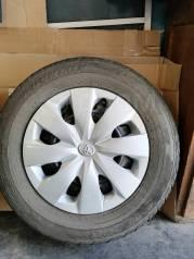 Продам комплект колес 185/70R14