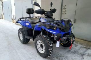 Квадроцикл Linhai-Yamaha 300 4WD Blue. Рассрочка до 6 месяцев.