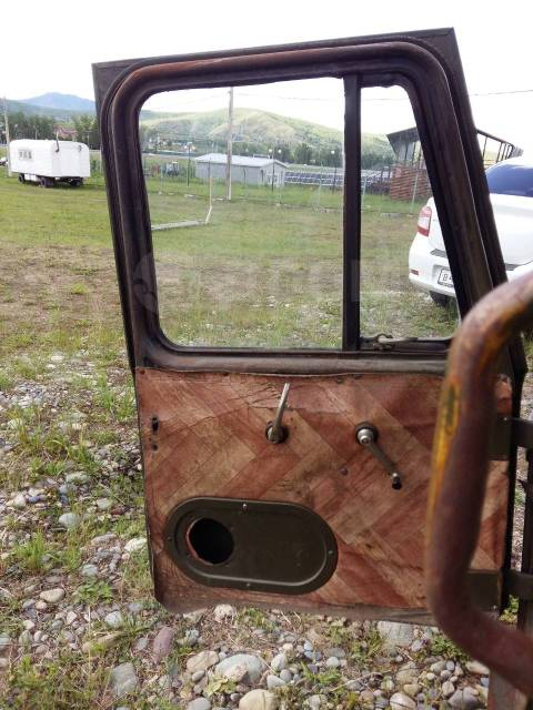 Двери ГАЗ 66