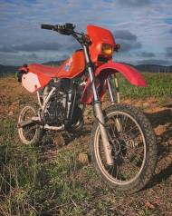 Honda CRM 50, 1988