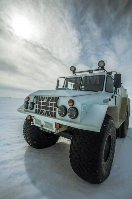 Трэкол (Хант), 2020. Снегоболотоход Хант на шинах Трэкол 1600, 3 000куб. см., 1 500кг., 3 500кг.