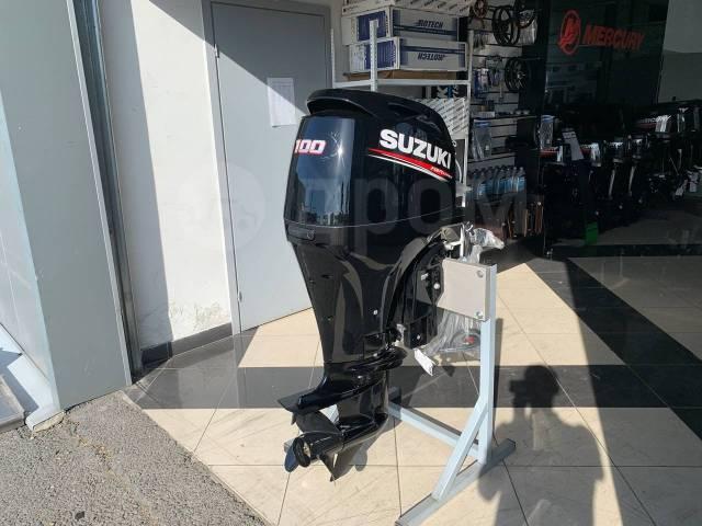 Suzuki. 100,00л.с., 4-тактный, бензиновый, нога L (508 мм), 2020 год