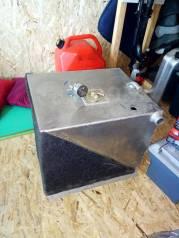Алюминиевый топливный бак 80 литров