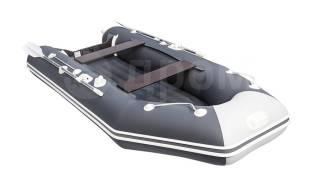 Лодка ПВХ Аква 3400 НДНД надувная под мотор