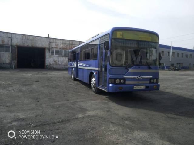 Hyundai Aero City 540. Продаются автобусы Hyundai AERO CITY 540, 38 мест
